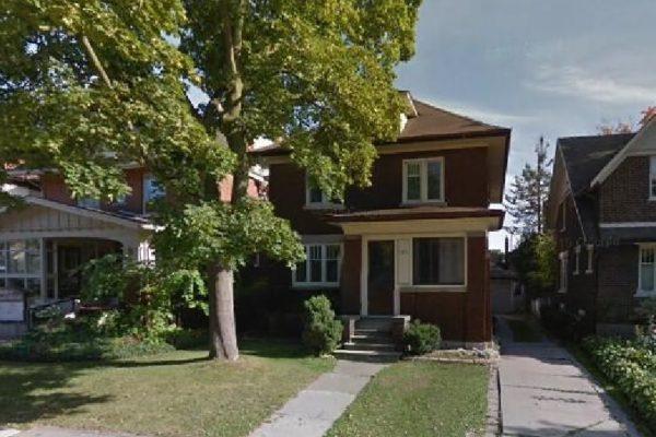 SOLD 297 Frederick St Kitchener Ontario